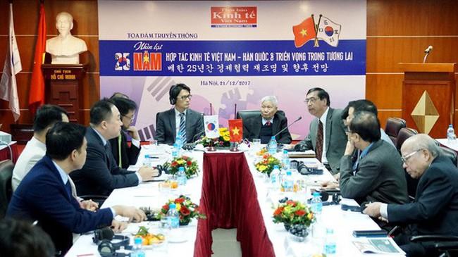 Thương mại Việt - Hàn hướng tới mốc 100 tỷ USD năm 2020