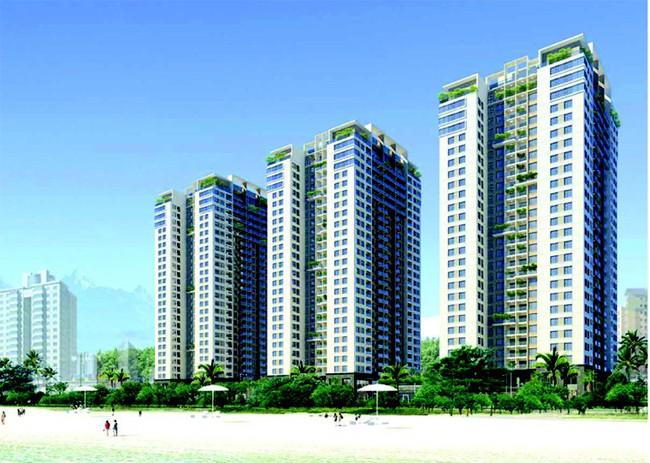 Thu hồi một dự án Chung cư cao tầng tại phường Phước Trung, Bà Rịa - Vũng Tàu