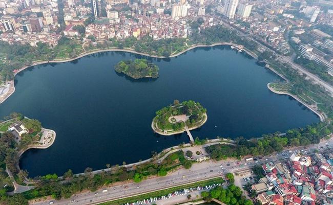 Hà Nội lên kế hoạch xây dựng 25 hồ nhằm giảm áp lực ngập lụt