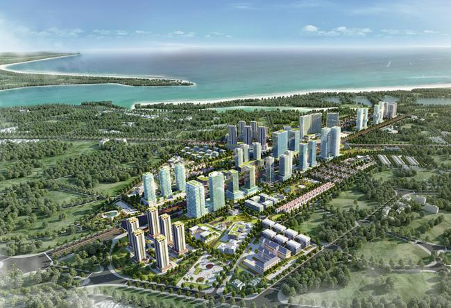 Vũng Tàu có thêm dự án khu đô thị trị giá hơn 4.000 tỷ đồng