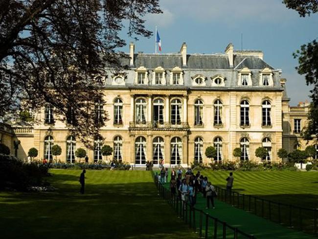 """""""Đột nhập"""" nơi ở và làm việc của các đời Tổng thống Pháp"""