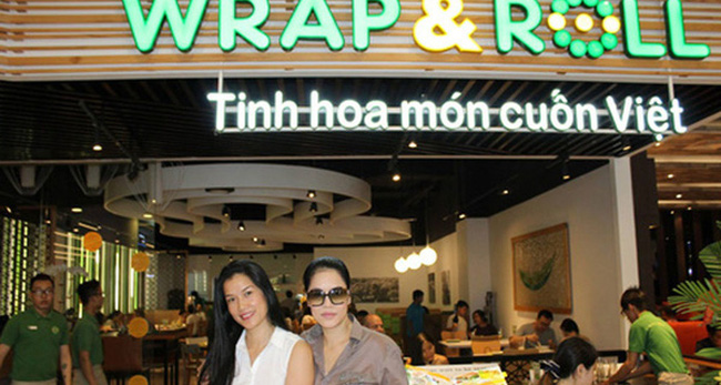 Bắt tay với Mekong Capital, chuỗi cửa hàng Wrap & Roll tăng trưởng 20% trong quý 1/2017