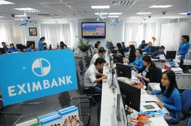 Eximbank vừa bán gần 5 triệu cổ phiếu Sacombank, giảm tỷ lệ sở hữu xuống dưới 9%