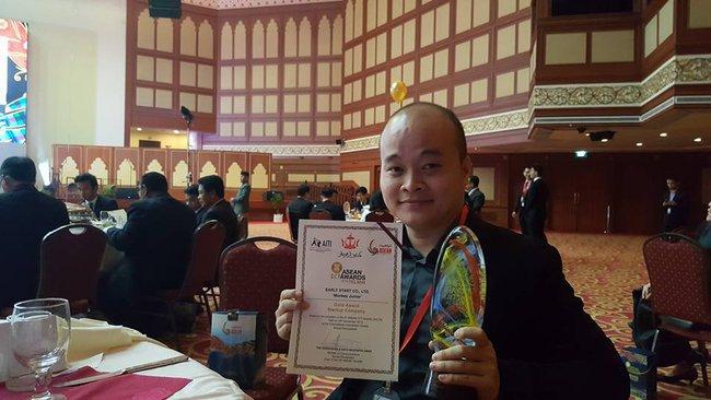 Những điều chưa biết về CEO Monkey Junior, ứng dụng đạt giải nhất Nhân tài đất Việt 2016