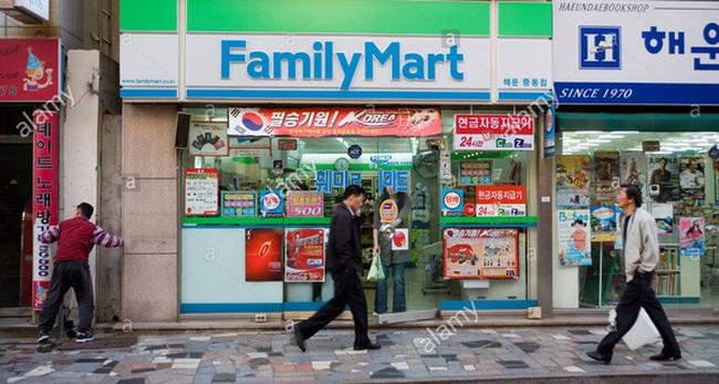 FamilyMart phủ nhận việc rút khỏi Việt Nam