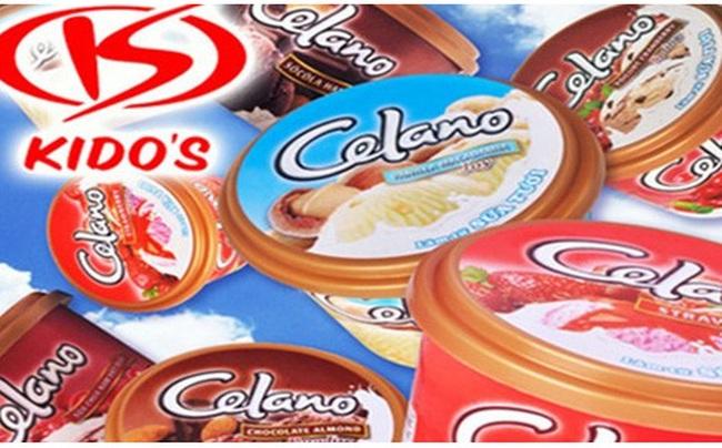 Kem Kido tiếp tục dẫn đầu thị phần ngành kem với 40%, lên sàn giá 60.000 đồng/cp?