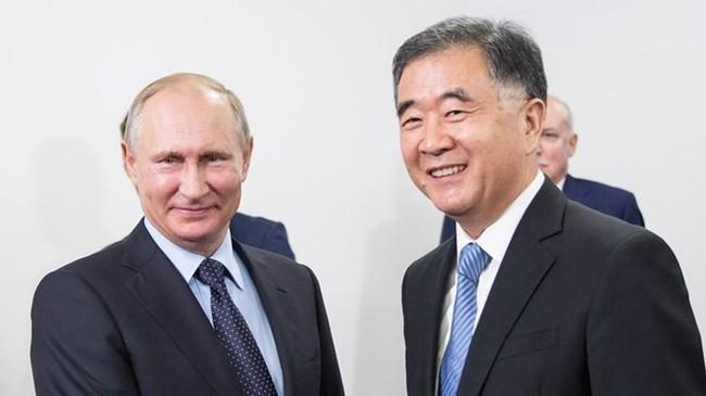 Trung Quốc lập quỹ đầu tư 15,3 tỷ USD cho các dự án hợp tác với Nga