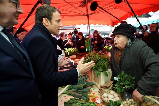 """Ông Macron đắc cử Tổng thống Pháp nhờ """"tranh cử kiểu Mỹ""""?"""