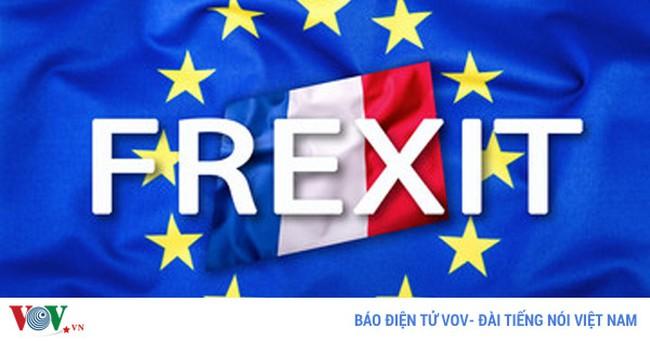 Đức và các nước châu Âu tuần hành rầm rộ phản đối Frexit (Pháp rời EU)