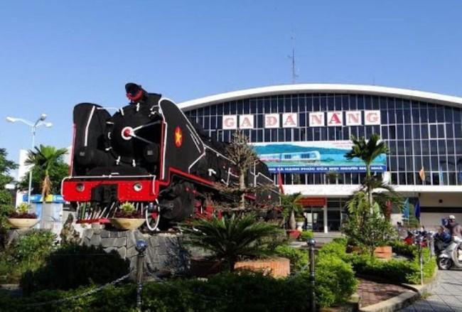 Di dời và tái phát triển đô thị trên đất nhà ga đường sắt Đà Nẵng, kinh phí đầu tư dự kiến giai đoạn 1 hơn 3400 tỷ