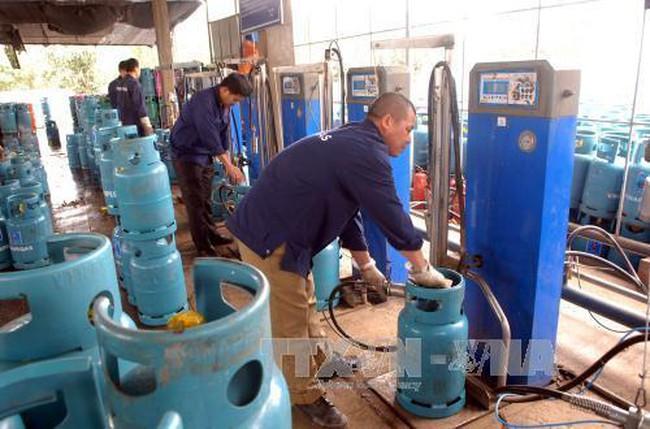 Từ 1/4, giá gas giảm 2.083 đồng/kg