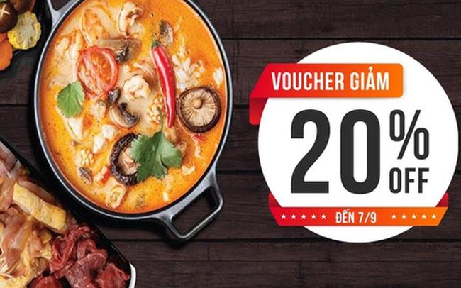 Ngoài đánh giá và đặt món, Foody còn đang nắm trong tay nền tảng tìm tin khuyến mại lớn nhất Việt Nam
