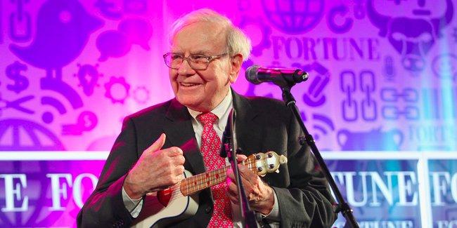 Người quan trọng nhất trong ngành ngân hàng Mỹ là ... Warren Buffett