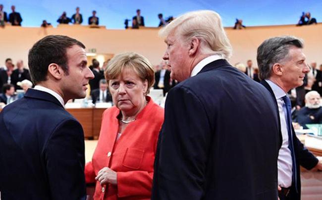 Chiếc iPhone trên bàn nghị sự thương mại tại Thượng đỉnh G20