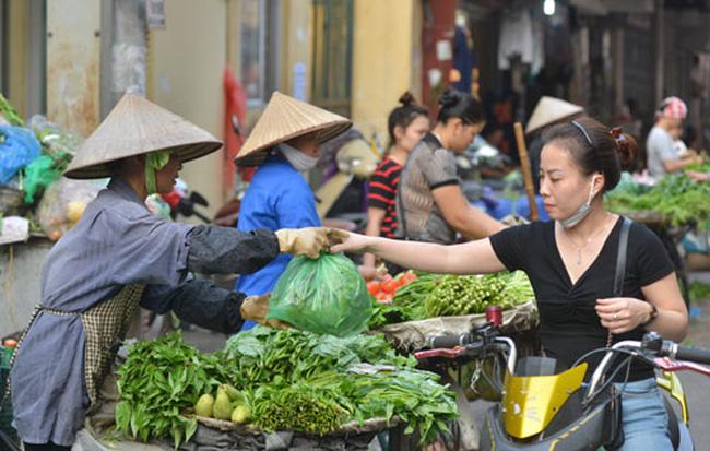 Vì sao giá rau xanh giảm mạnh?