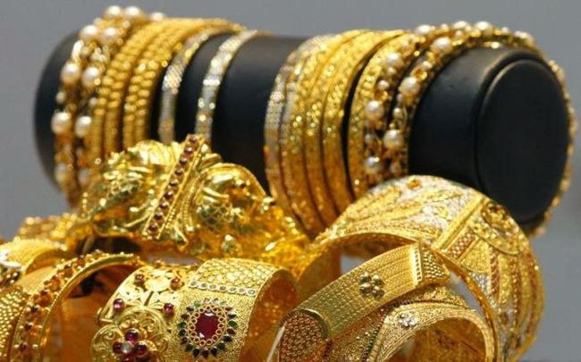 Giá vàng đang trỗi dậy