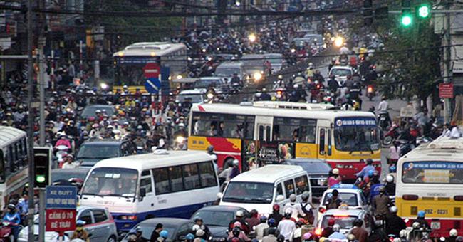 Hà Nội vẫn còn 41 điểm ùn tắc giao thông
