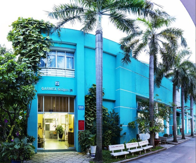 Garmex Sài Gòn lãi trước thuế 75,6 tỷ đồng năm 2016, vượt 26% kế hoạch năm