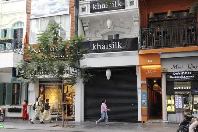 Thực hư chuyện cấm xuất cảnh ông chủ Khaisilk