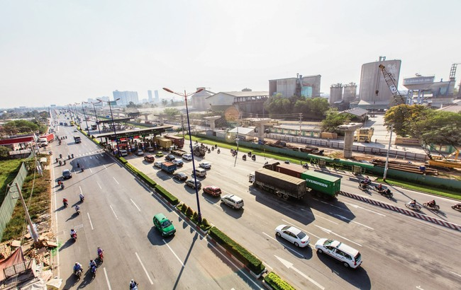 CII mua 49% vốn của công ty Xa lộ Hà Nội