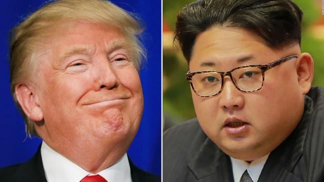 Tổng thống Trump nói ông rất vinh hạnh nếu gặp nhà lãnh đạo Triều Tiên Kim Jong Un