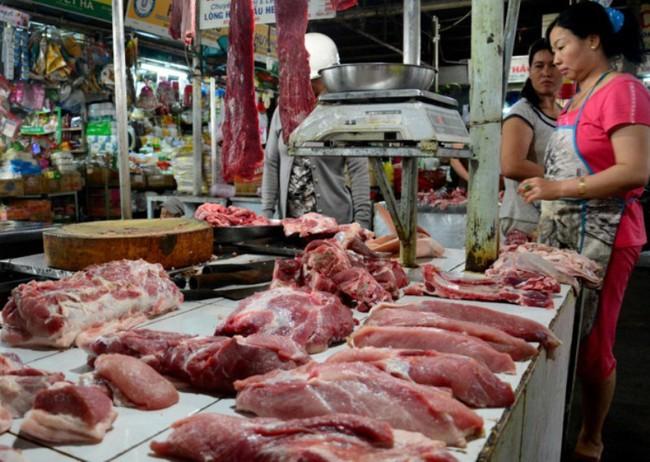 Hàng triệu tấn thịt sẽ không được 'quá cảnh' VN