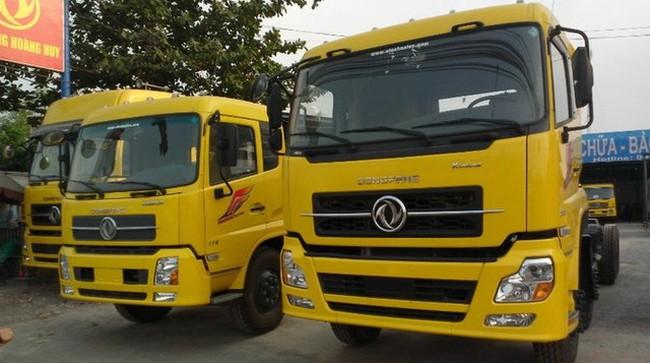 """Thị trường ô tô tải """"hết sóng"""", Hoàng Huy (HHS) chỉ hoàn thành 35% kế hoạch lợi nhuận năm 2016"""