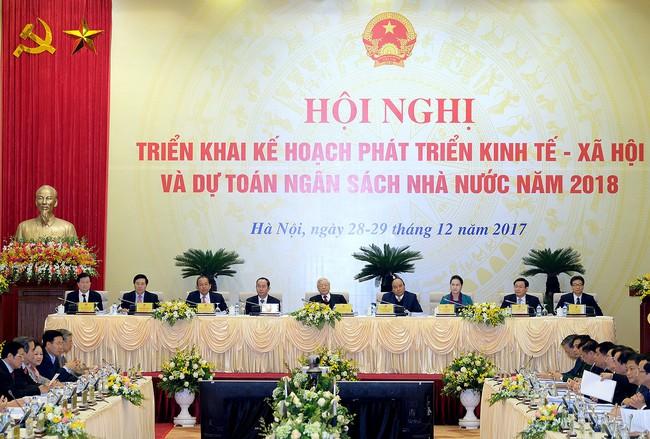 Bốn trọng tâm chỉ đạo điều hành và 59 nhiệm vụ, giải pháp của Chính phủ