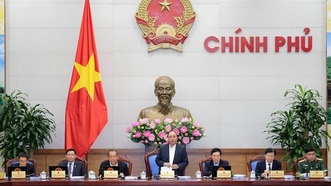 Thủ tướng lưu ý các thành viên Chính phủ ''nói đi liền với làm''