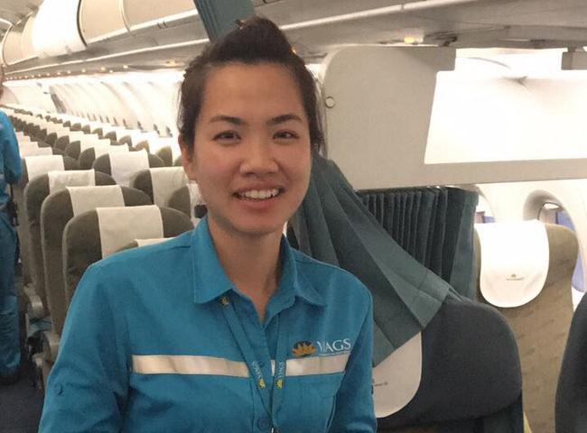 Nữ nhân viên hàng không trả lại gần nửa tỷ đồng cho khách