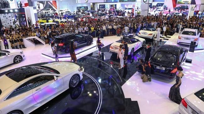 Hai doanh nghiệp ô tô nợ thuế trên 757 tỉ đồng