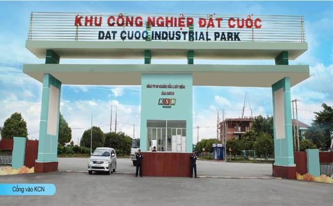 Chi 300 tỷ lập công ty mới, một đại gia khoáng sản lấn sân sang BĐS KCN ở Bình Dương