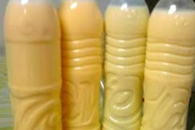 Khi sữa ngô không làm từ ngô