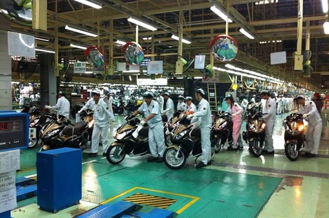Đánh giá sai mức độ tăng trưởng của thị trường xe máy, Honda Việt Nam bị giảm thị phần