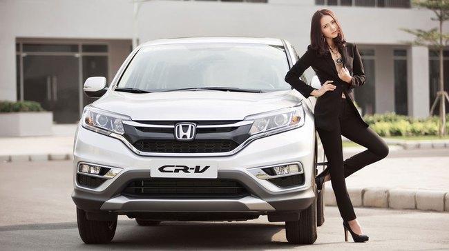 """Lượng tiêu thụ Honda CR-V nhảy vọt lên 1.300 xe trong tháng 9 sau đợt """"xả hàng"""" không tưởng"""
