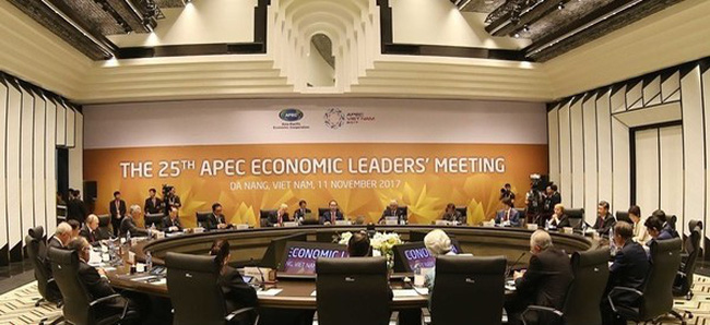Clip: Chủ tịch nước phát biểu khai mạc Phiên họp kín các nhà lãnh đạo APEC