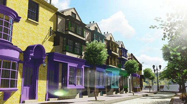 Ra mắt dự án căn hộ Ecohome Phúc Lợi