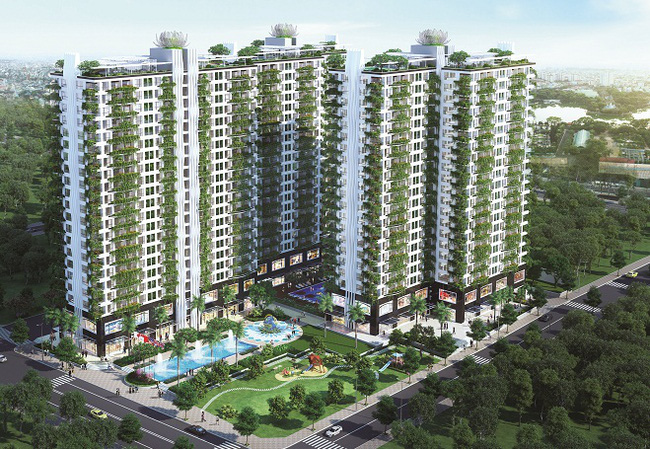 Khu Tây Tp.HCM, sức sống mới của thị trường địa ốc