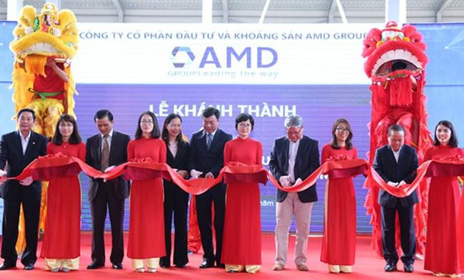 AMD chính thức khánh thành giai đoạn 1 Nhà máy AMDSTONE