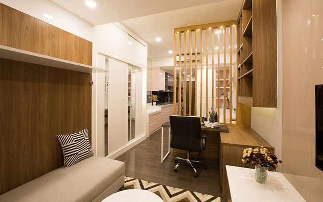 Office-tel Đông Sài Gòn hút khách khởi nghiệp