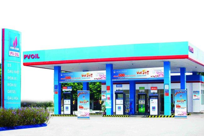 Mừng Xuân Đinh Dậu,  PV OIL giảm giá bán lẻ xăng dầu 500 đồng/lít