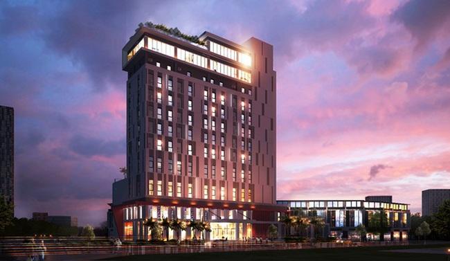 Trung tâm thương mại và khách sạn Việt Trì: Dịch vụ quốc tế, tiện ích vượt trội