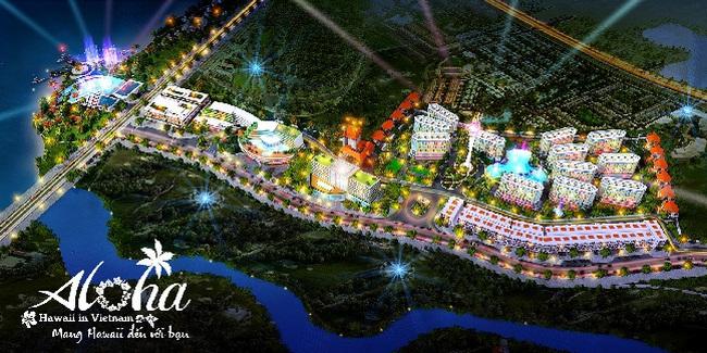 Hào hứng với dự án nghỉ dưỡng mang phong cách Hawaii tại Việt Nam