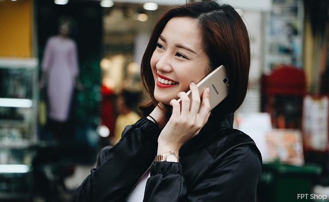 Mua Galaxy S7 Edge tại FPT Shop nhận quà trị giá 1,5 triệu đồng