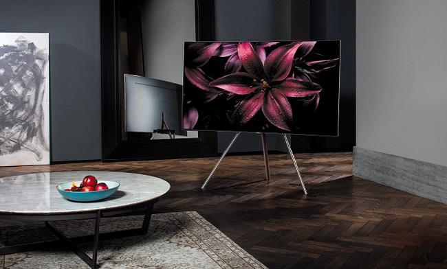 Trải nghiệm 100% màu sắc chân thật với TV QLED của Samsung