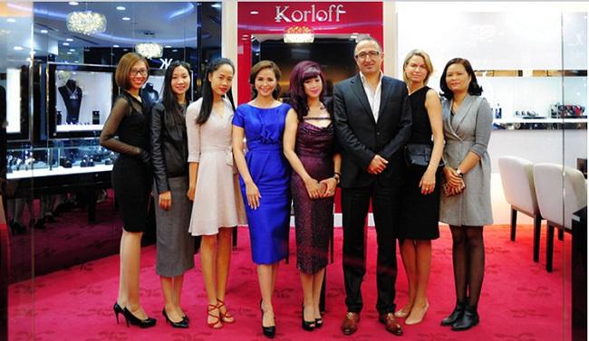 Korloff lên định hướng phát triển thương hiệu tại Việt Nam năm 2017