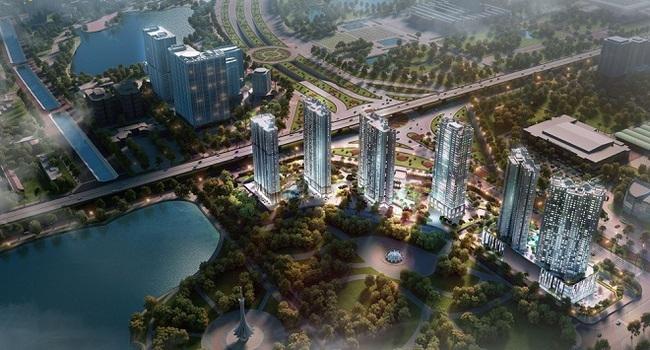 Dự án D'.Capitale ra mắt tòa C7 - tòa căn hộ cuối cùng với nhiều ưu đãi