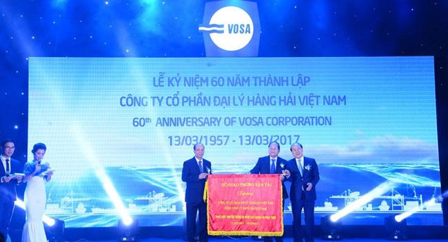 VOSA Corporation kỷ niệm 60 năm thành lập