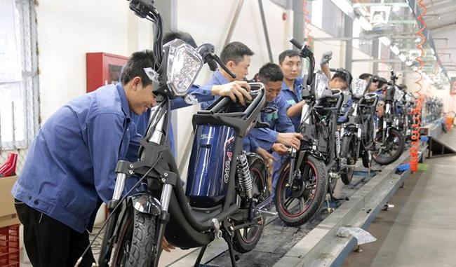 Việt Nam chính thức có thương hiệu Việt sản xuất xe gắn động cơ hai bánh