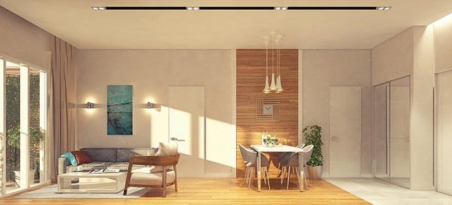 Imperia Sky Garden: Chính thức mở cửa căn hộ mẫu